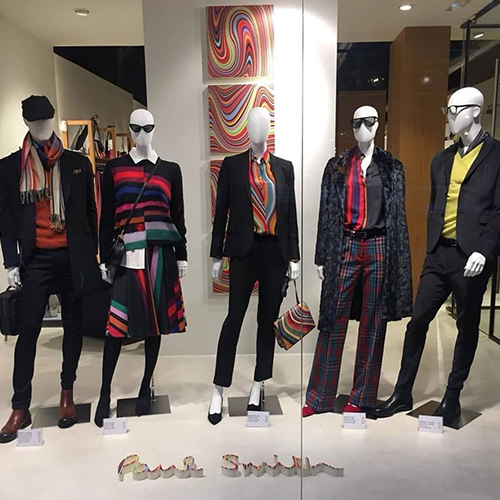 Escaparate Paul Smith
